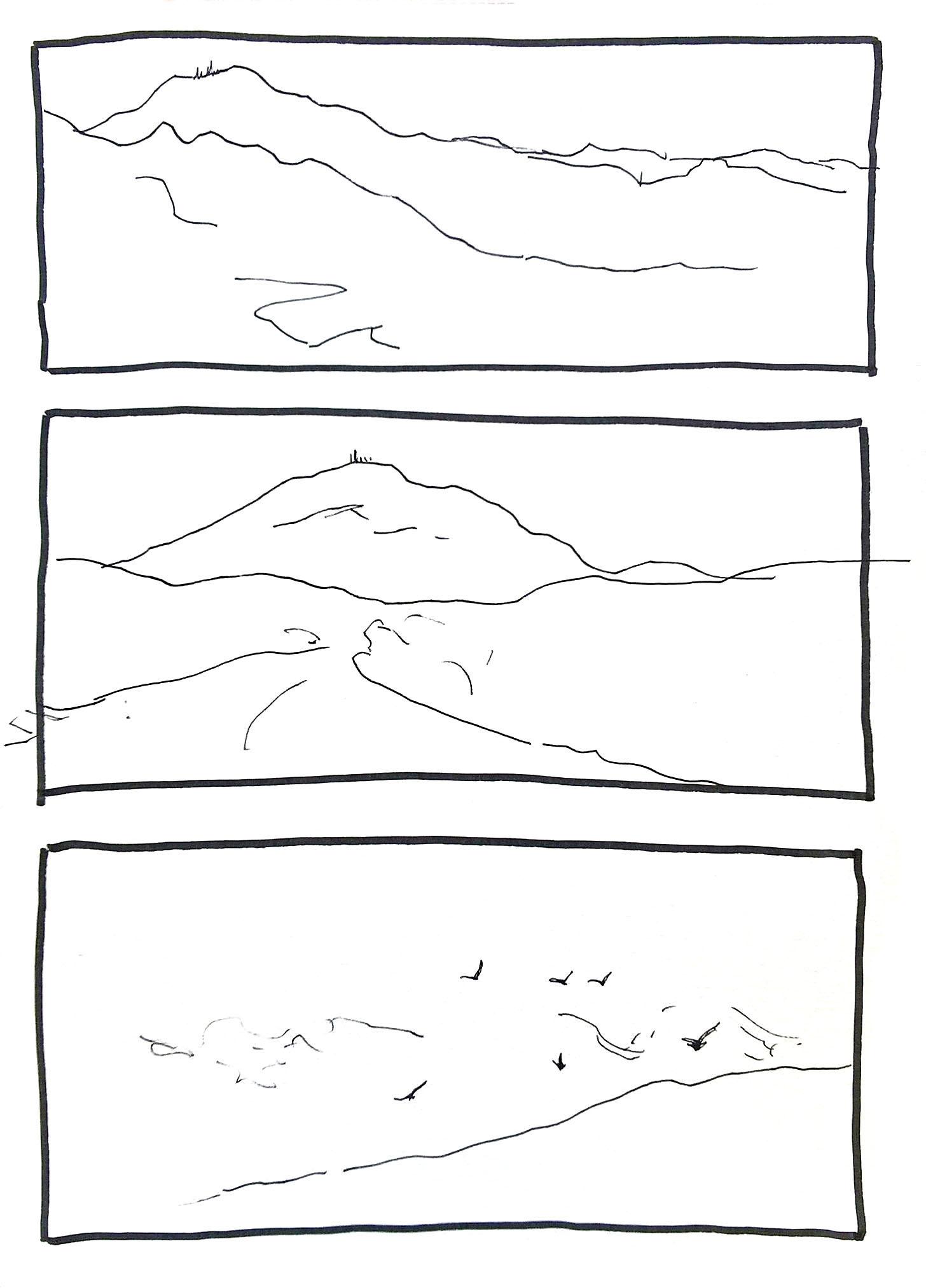 mini fumetto da viaggio pag6